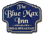 The Blue Max Inn Bed and Breakfast in Chesapeake City Maryland